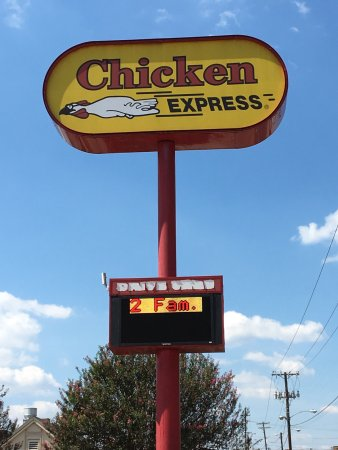 Fast Food Restaurants In Palestine Tx