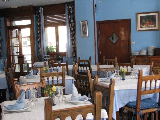 Hotel Restaurant Garona: Restaurant