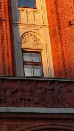Rotes Rathaus Foto