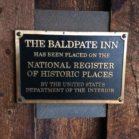 Baldpate Inn Key Room Collection: Historical