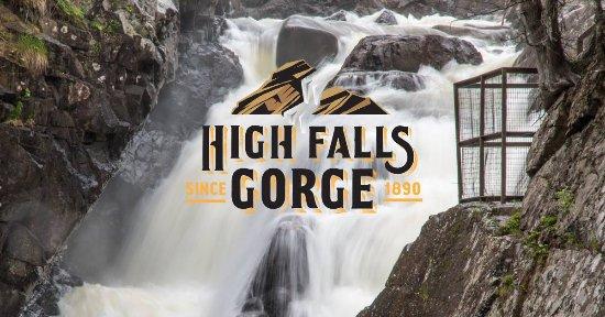 Γουίλμινγκτον, Νέα Υόρκη: High Falls Gorge