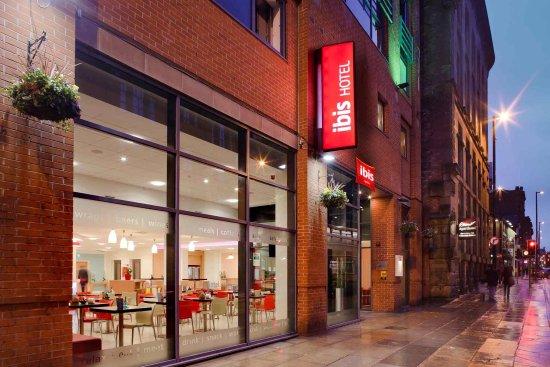 Ibis Manchester Centre Portland Street