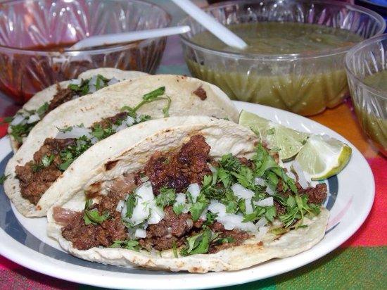 Tacos De Pancita De Borrego Picture Of Barbacoa De Borrego Estilo