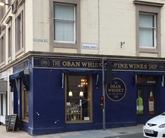 ‪Oban Whisky and Fine Wines Shop‬