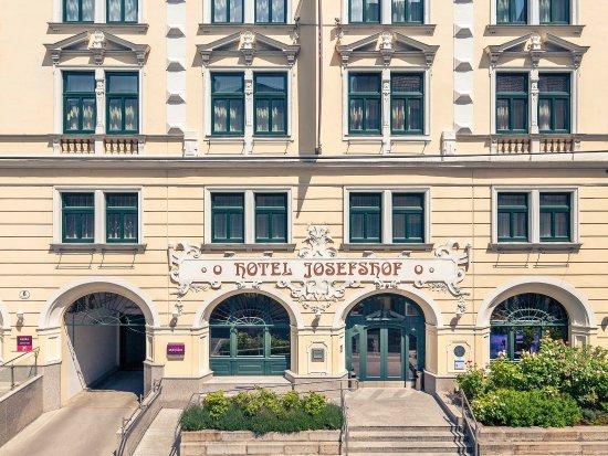 Mercure Josefshof Wien: Exterior