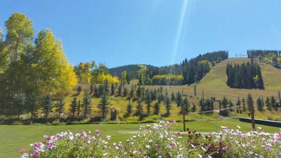 Beaver Creek, CO: In the town center