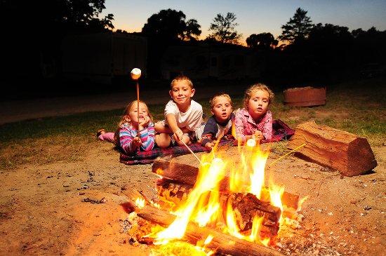 Finger Lakes, NY: Cheeful Valley Campground - Phelps, NY