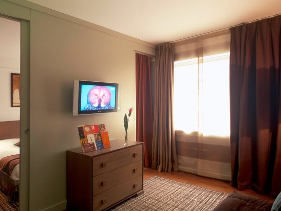 Nanterre, فرنسا: Guest Room