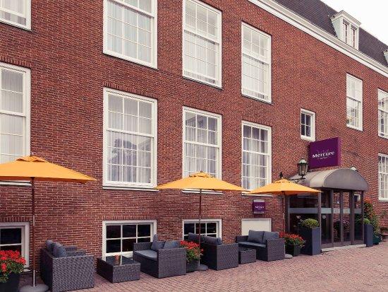 Mercure Amsterdam Centre Canal District: Restaurant