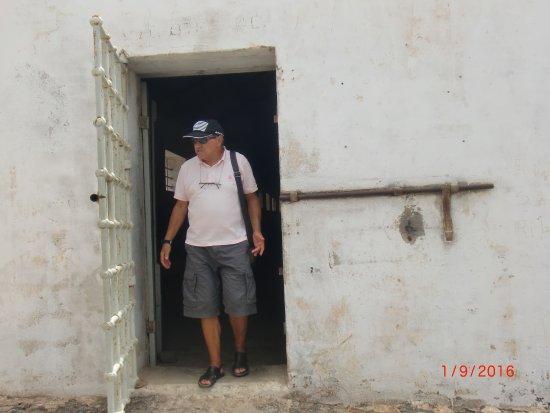 Konzentrationslager Colonia Penal de Tarrafal: as celas tal e qual eram....
