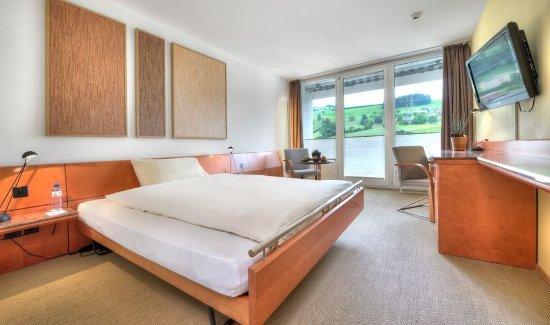 Feusisberg, Sveits: Classic Single Room