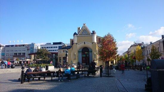 Kuopio Market City Hall