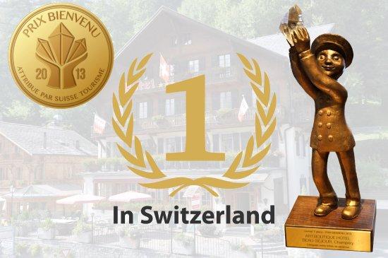 แชมเพอรี, สวิตเซอร์แลนด์: Deco