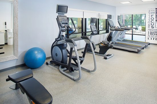 SpringHill Suites Manchester-Boston Regional Airport: Fitness Center