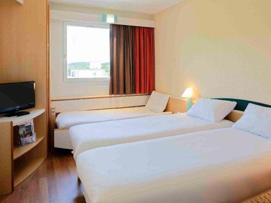 Granges-Paccot, Svizzera: Guest Room