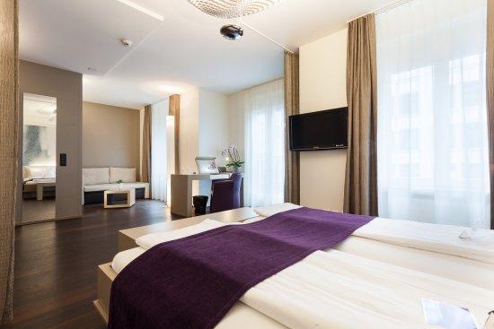 CASCADA Hotel: Family room