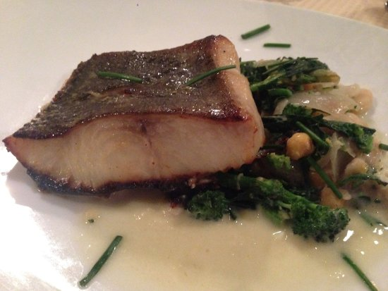 Petaluma, Californie : the miso cod