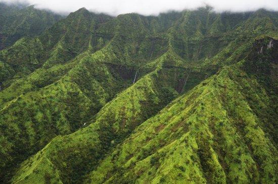 Mauna Loa Helicopters Tours: Waterfalls