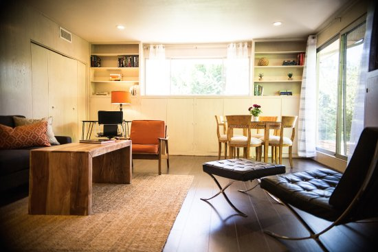 Ojai, Калифорния: #8 Stravinsky living room