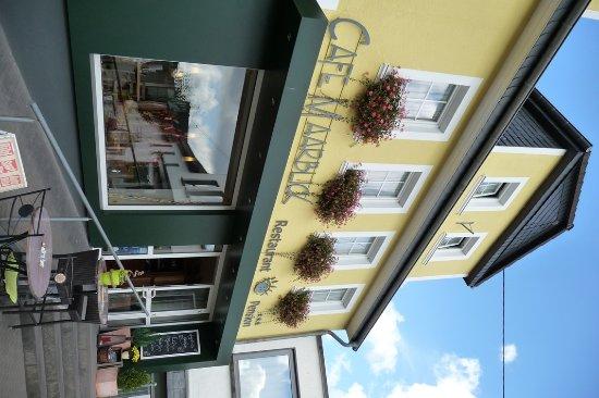 Schalkenmehren, Alemania: Cafe Maarblick