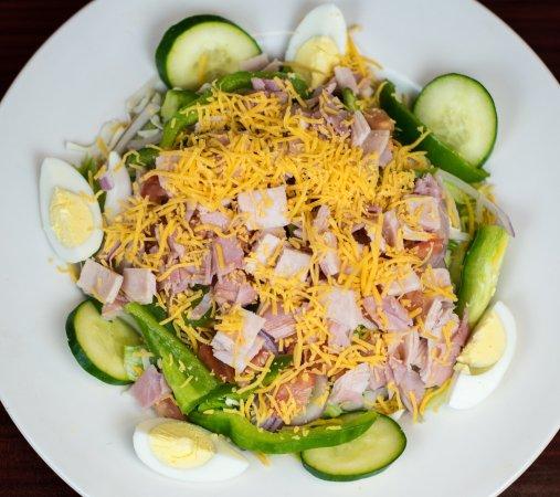 Gainesville, TX: Chef Salad