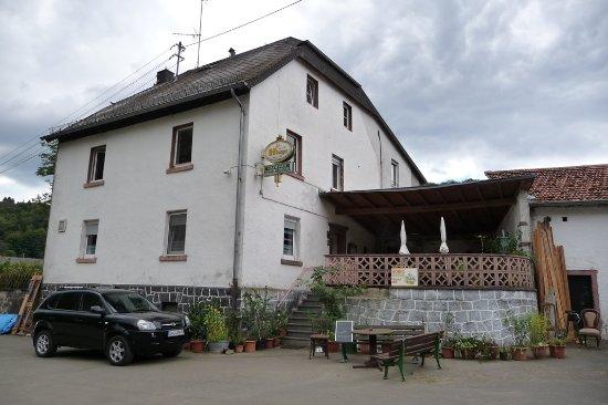 Udersdorf, Germany: Gasthaus Üdersdorfer Mühle