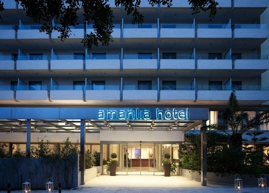 Photo of Amarilia Hotel Athens
