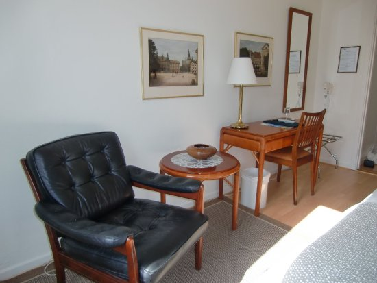 Kristianstad, Suède : Single room