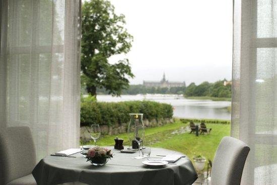Villa Kallhagen: Restaurant view
