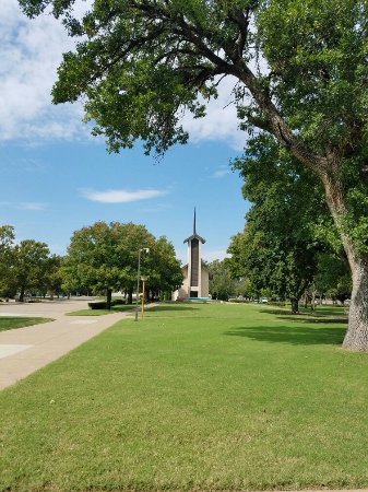 Abilene, Κάνσας: Wonderful Museum and resting place of President Eisenhower