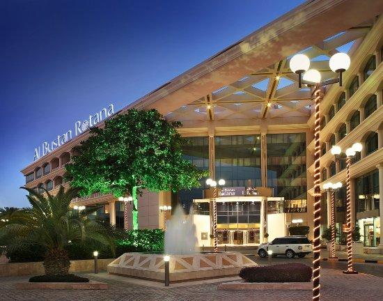 アル ブスタン ロタナ ホテル