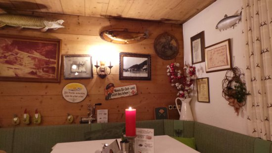 Achenkirch, Østrig: Salle à manger