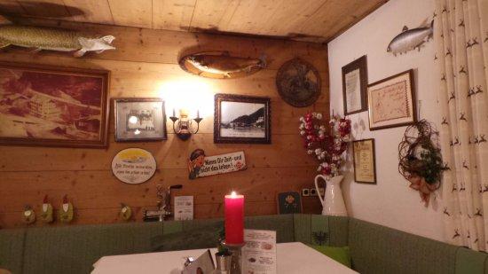 Achenkirch, Oostenrijk: Salle à manger