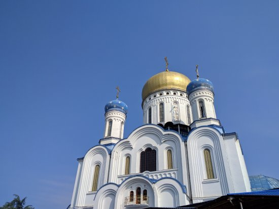 Ужгород, Украина: Храм Христа Спасителя