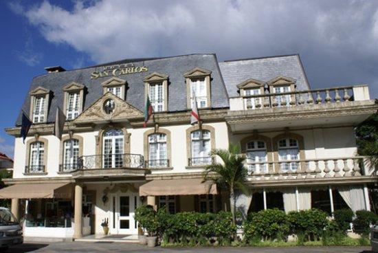 Hotel San Carlos: Exterior