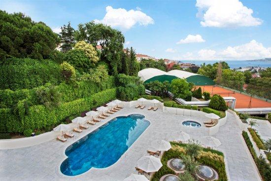 Conrad Istanbul Bosphorus: Exterior
