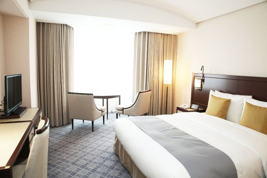 Imperial Hotel Tokyo: Guest Room