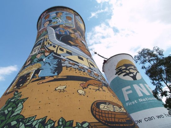 เคมพ์ตันพาร์ก, แอฟริกาใต้: Soweto
