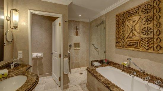 Kempton Park, Sudáfrica: King Executive bathroom