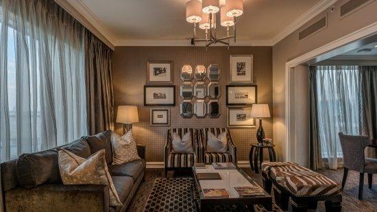 Kempton Park, Sudáfrica: Suite Lounge