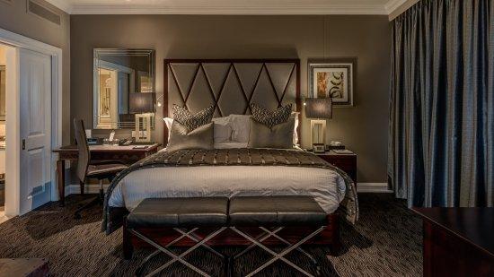 Kempton Park, Sudáfrica: Suite Bedroom