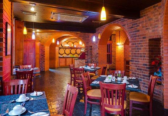 Empangeni, África do Sul: De Hoff Cellar Restaurant