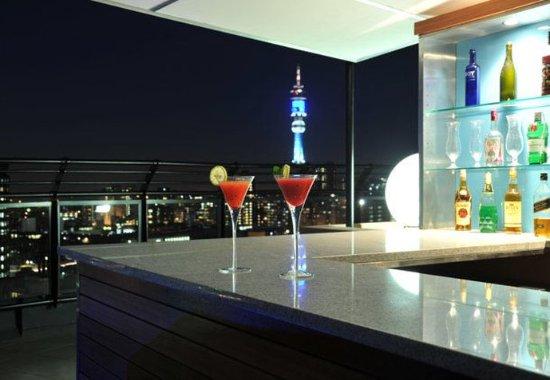 Braamfontein, Sydafrika: Rooftop Bar