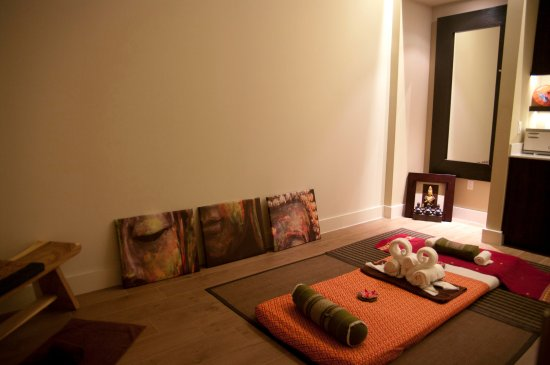 Wilton Manors, FL: Thai Massage room