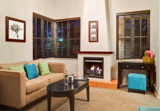 Magaliesburg, แอฟริกาใต้: Villa - Living Room