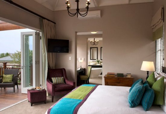 Magaliesburg, แอฟริกาใต้: Villa Bedroom