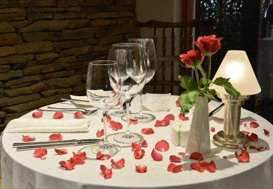 Magaliesburg, แอฟริกาใต้: Restaurant Dining Area