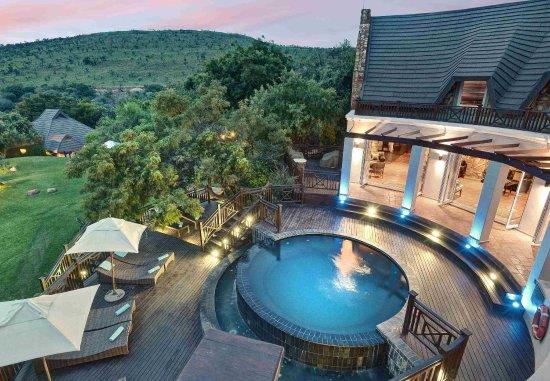 Magaliesburg, Южная Африка: Outdoor Pool