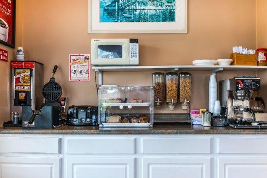 Vincennes, Ιντιάνα: Breakfast