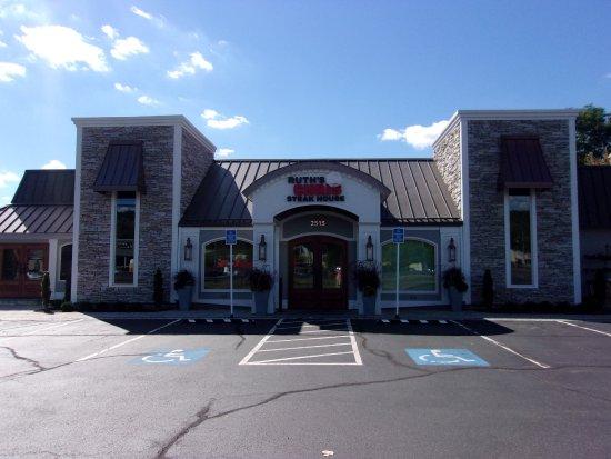 Newington, CT: Front of Building